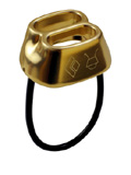 Black Diamond ATC Belay and Rappel Device (Gold)