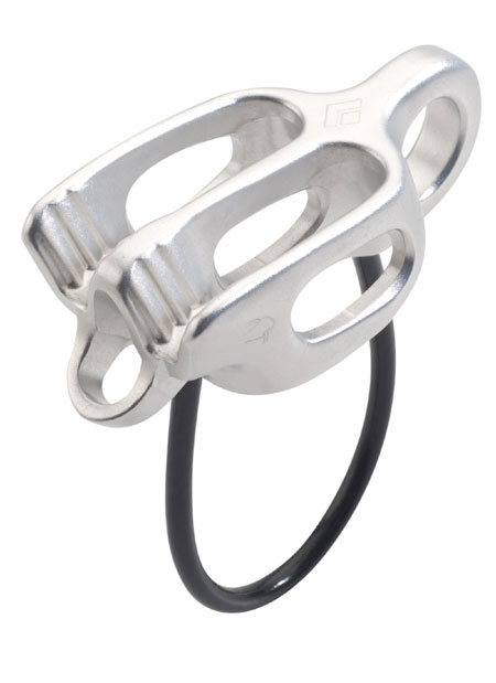 Black Diamond ATC Guide Belay and Rappel Device (Platinum)