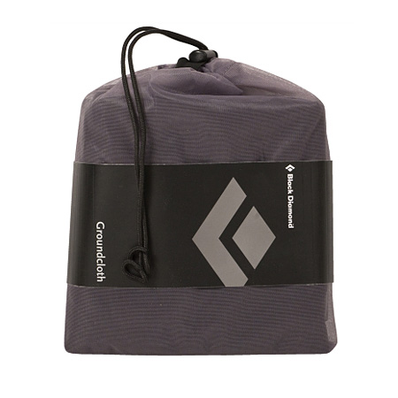 Black Diamond Mesa Ground Cloth (Gray)