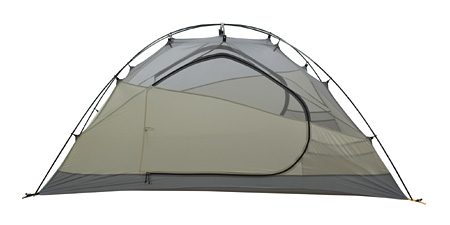 Black Diamond Mesa Two Person Tent (Marigold / Gray)