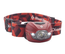 Black Diamond Spot Headlamp (Mars Red)