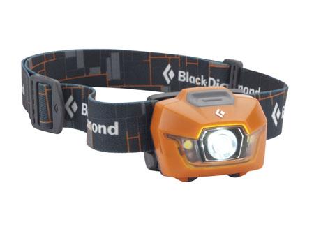 Black Diamond Storm Headlamp (Mango)