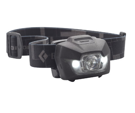 Black Diamond Storm Headlamp (Matte Black)