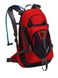 CamelBak Fourteener 100 oz Hydration Pack (Red / Charcoal)