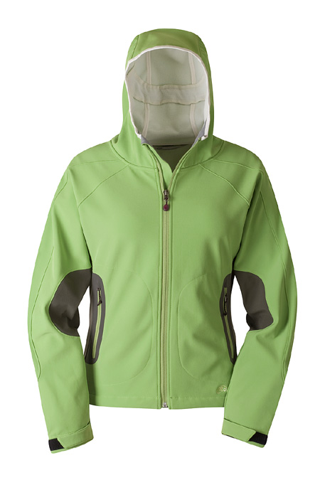 Cloudveil FirsTurn Softshell Jacket Women's (Meadow)
