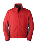 Cloudveil New Inertia Peak Jacket Men's (Patrol Red / Dark Shadow)