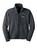 Cloudveil Run Don't Walk 1/2 Zip Sweater Men's (Black)