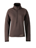 Cloudveil Run Don't Walk Top Women's (Coffee Bean)