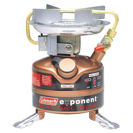 Coleman Exponent Stove (Feather 442 Dual-Fuel)