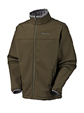 Columbia Ascender Softshell Men's (Olive Green)