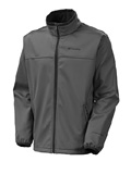 Columbia Ascender Softshell Men's (Charcoal / Black)
