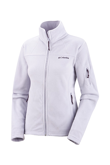 Columbia Fast Trek Fleece Jacket Women's (White)