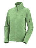 Columbia Fast Trek Fleece Jacket Women's (Lime)