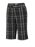 Columbia Loretta Plaid Short Women's (Black)