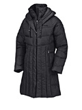 Columbia Luxey Bliss Mid-Length Down Jacket Women's