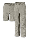 Columbia Omni-Dry Silver Ridge II Convertible Pant Men's