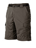 Columbia Omni-Dry Silver Ridge II Cargo Short Men's (Mud)