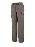 Columbia Omni-Dry Silver Ridge II Convertible Pant Men's (Mud)