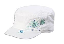 Columbia Omni Shade Edgewater Hat Women's (White / Paradise Cove)