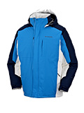 Columbia Powder Lake II Jacket Men's (Pool / Columbia Navy / Sea Salt)