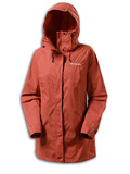 Columbia Rambling Rhodie Rain Jacket Women's (Red Canyon)