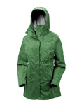 Columbia Rambling Rhodie Rain Jacket Women's (Hummingbird / White Stitch)