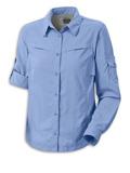 Columbia Silver Ridge III Long Sleeve Shirt Women's (Sail)