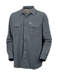 Columbia Silver Ridge Stretch Long Sleeve Shirt Men's