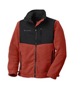 Columbia Sportswear Ballistic Sweater Boys' (Flame / Black)