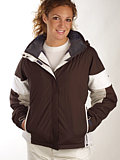 Columbia Sportswear Ariel Alps Jacket Women's (Bark)
