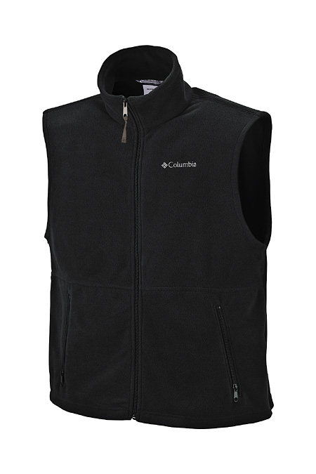 Columbia Sportswear Cathedral Peak Vest Men's (Black)