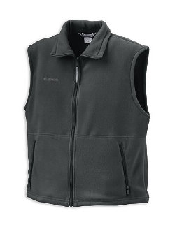 Columbia Sportswear Cathedral Peak Vest Men's (Gravel)