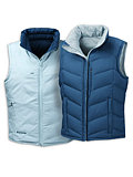 Columbia Sportswear Double the Fun Vest Women's (Aegean Blue)