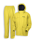 Columbia Sportswear Ibex Rainsuit Men's (Yellow)