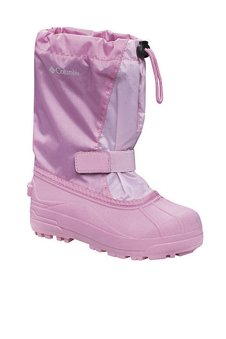 Columbia Sportswear Powderbug Boots Baby's (Luscious / Deco Pink