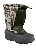 Columbia Sportswear Powderbug Camo Boots Babies' (Ranger Camo)