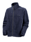Columbia Sportswear Steens Mountain Fleece Sweater Men's (Columbia Navy)