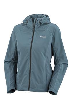 Columbia Surefire Softshell Jacket Women's (Tin)
