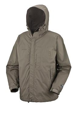 Columbia Sportswear Thunderstorm II Jacket Men's (Tusk)
