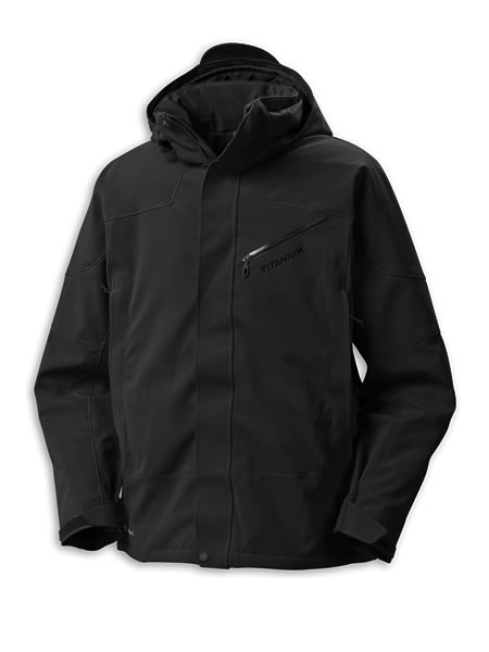Columbia Titanium Wildcard II Softshell Jacket Men's (Black)