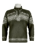 Dale of Norway 125th Anniversary Sweater (Dark Charcoal)
