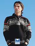 Dale of Norway 125th Anniversary Sweater (Black)