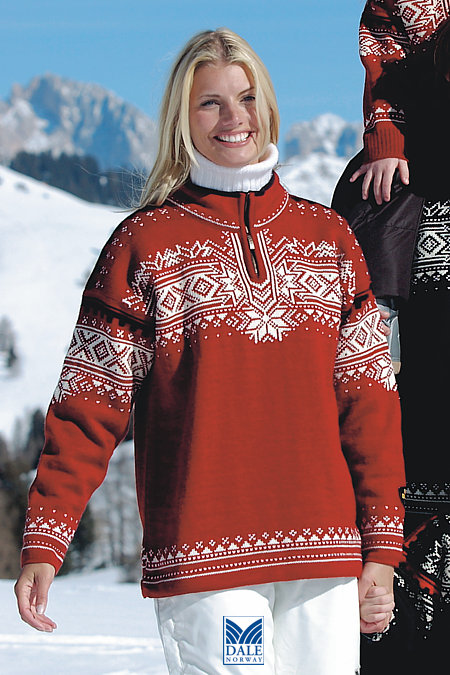 Dale Of Norway 125th Anniversary Sweater At Norwaysportscom Archive