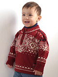 Dale of Norway 125th Anniversary Sweater Kids'