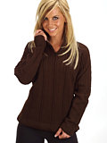 Dale of Norway Alvdal Sweater Women's (Mocca / Cioccolat)