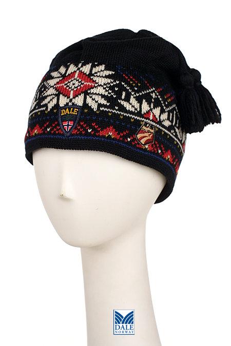 Dale of Norway Alyeska Hat (Black)