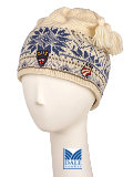 Dale of Norway Alyeska Hat (Cream)