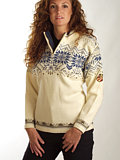 Dale of Norway Alyeska Sweater Feminine (Cream)