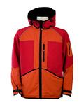Dale of Norway Amli Knitshell Jacket Men's (Raspberry / Orange)