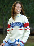 Dale of Norway Are Merino Wool Sweater Women's (Off-white)